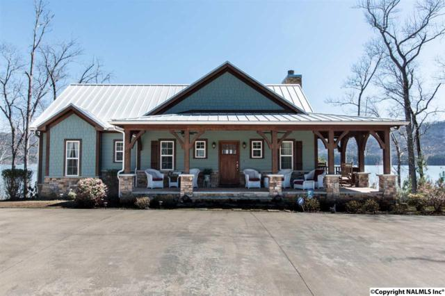 1877 Lookout Mountain Drive, Scottsboro, AL 35769 (MLS #1090080) :: Amanda Howard Sotheby's International Realty
