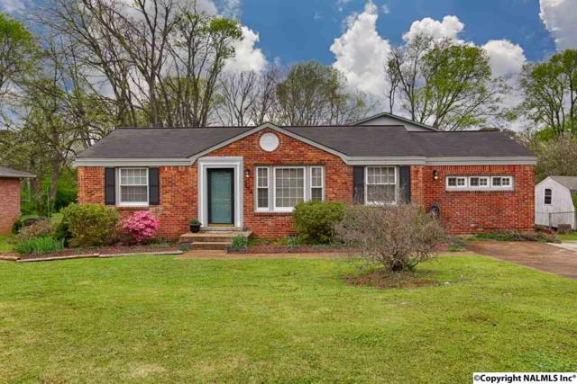 604 Drummond Road, Huntsville, AL 35802 (MLS #1090598) :: Legend Realty