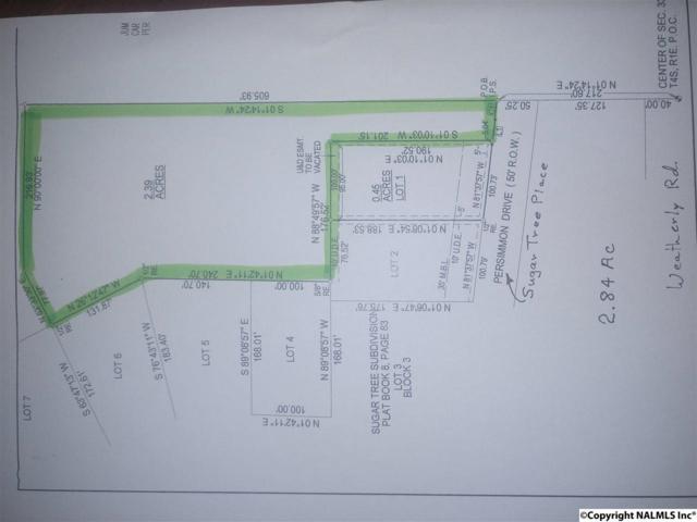 2405 Sugar Tree Place, Huntsville, AL 35802 (MLS #1090868) :: RE/MAX Alliance