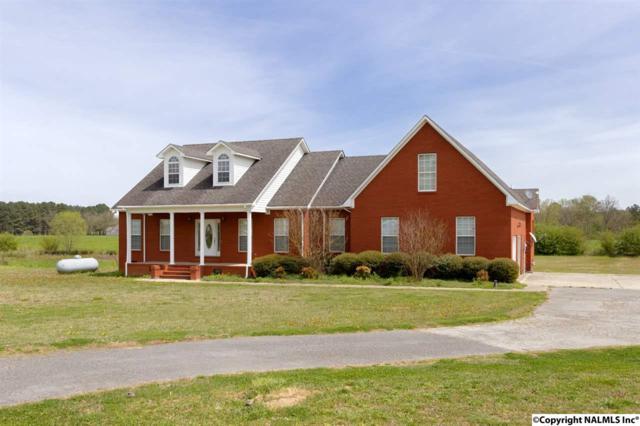 675 Brown Road, Danville, AL 35619 (MLS #1091016) :: Capstone Realty