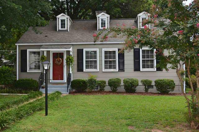 105 Kent Road, Huntsville, AL 35801 (MLS #1091288) :: RE/MAX Alliance