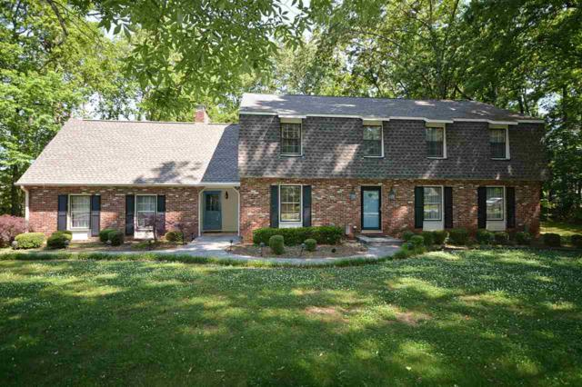 2404 Burningtree Drive, Decatur, AL 35603 (MLS #1091345) :: Amanda Howard Sotheby's International Realty