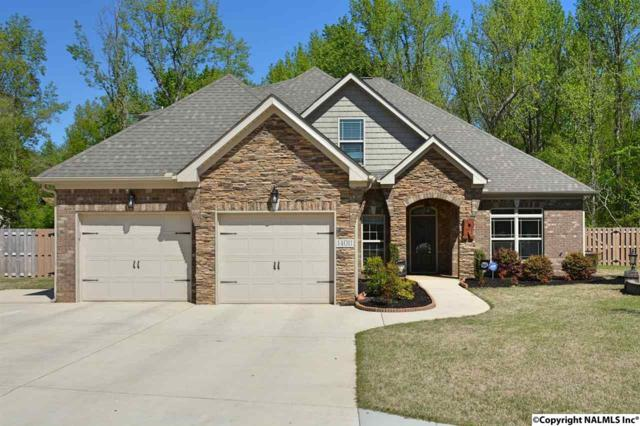 14011 Greenway Park Circle, Huntsville, AL 35803 (MLS #1091570) :: Capstone Realty