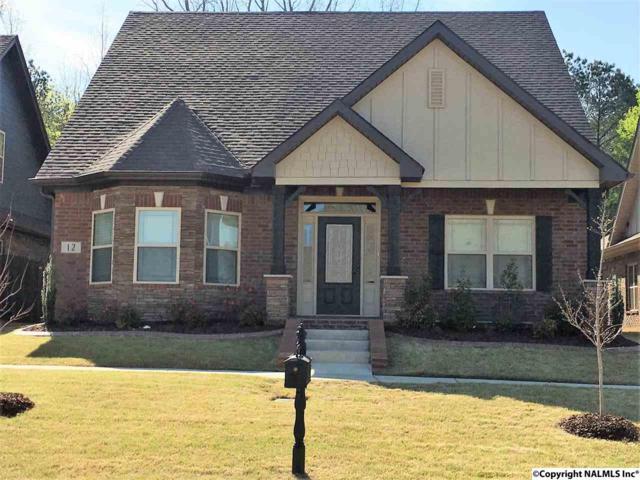 12 Cypress Point Drive, Huntsville, AL 35824 (MLS #1091593) :: RE/MAX Distinctive | Lowrey Team