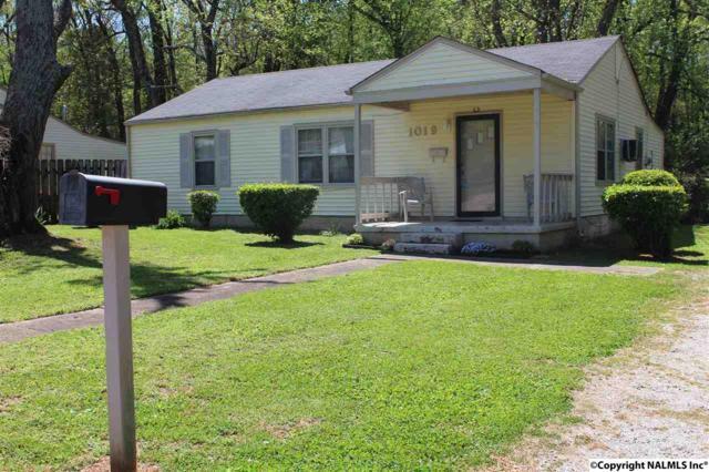 1019 NW Crestline Road, Huntsville, AL 35816 (MLS #1091646) :: RE/MAX Distinctive | Lowrey Team