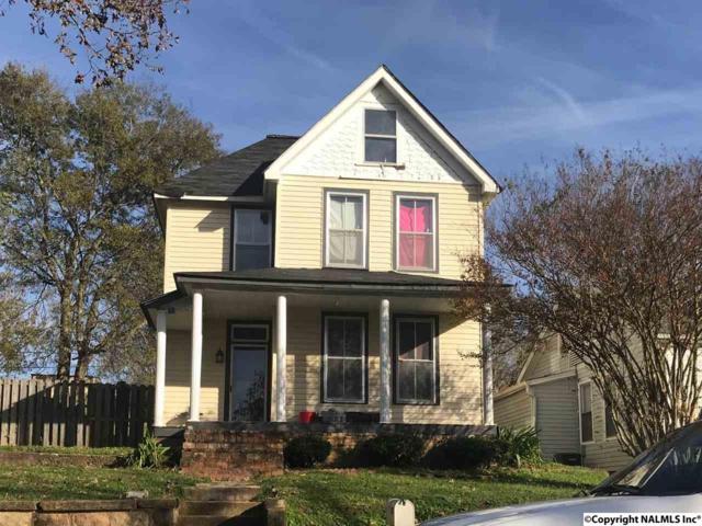 1004 Annapolis Avenue, Sheffield, AL 35660 (MLS #1091837) :: Intero Real Estate Services Huntsville