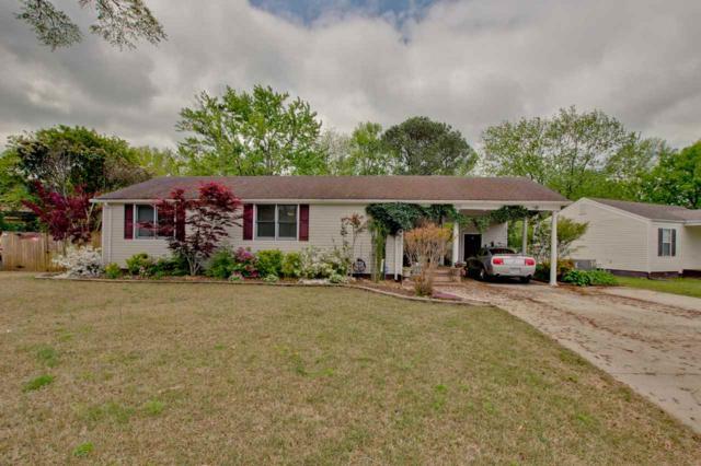 1003 Peck Road, Huntsville, AL 35801 (MLS #1091875) :: Amanda Howard Real Estate™