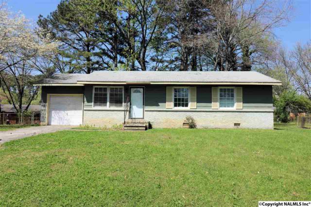 3411 NW Freda Lane, Huntsville, AL 35810 (MLS #1091983) :: Legend Realty