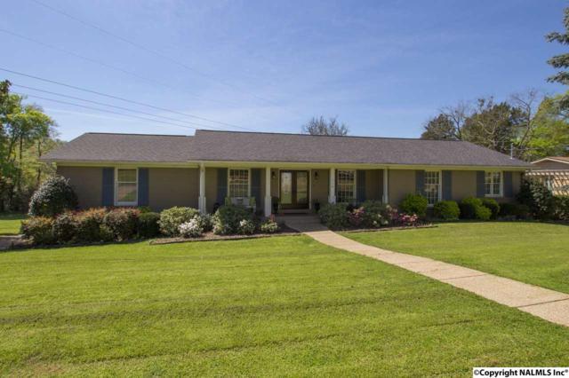 110 Robin Lane, Huntsville, AL 35802 (MLS #1091984) :: Capstone Realty
