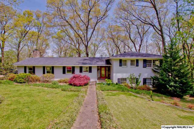5833 Jones Valley Drive, Huntsville, AL 35802 (MLS #1092035) :: RE/MAX Alliance