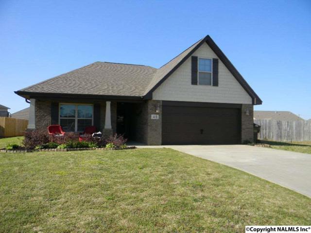 48 Pecan Circle, Decatur, AL 35603 (MLS #1092036) :: Amanda Howard Real Estate™
