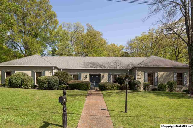 2601 Sutcliff Drive, Huntsville, AL 35811 (MLS #1092038) :: Capstone Realty