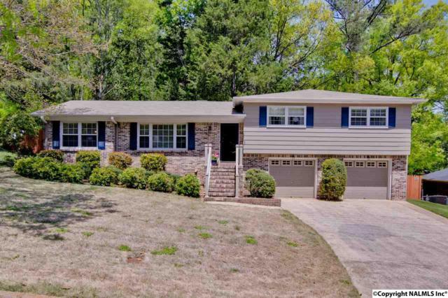 805 Forrest Heights Drive, Huntsville, AL 35802 (MLS #1092086) :: Capstone Realty