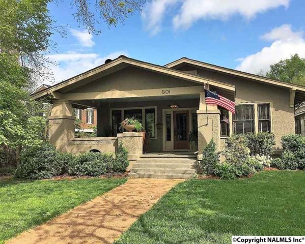 501 Randolph Avenue, Huntsville, AL 35801 (MLS #1092166) :: Amanda Howard Real Estate™