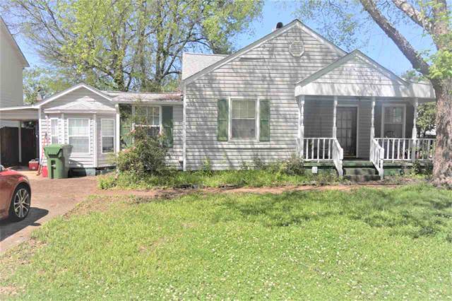 2705 Hastings Road, Huntsville, AL 35801 (MLS #1092280) :: Amanda Howard Real Estate™
