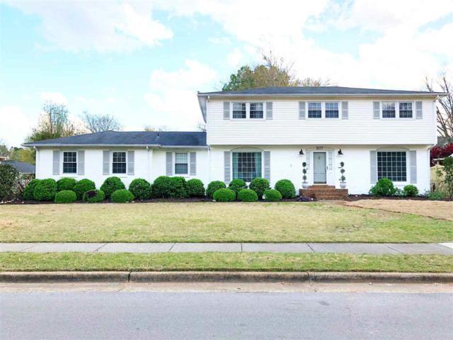 207 Teakwood Drive, Huntsville, AL 35801 (MLS #1092337) :: Amanda Howard Real Estate™