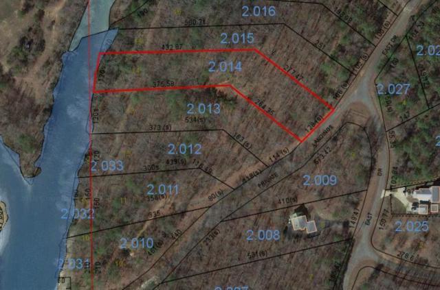 Lot 14 County Road 137, Cedar Bluff, AL 35959 (MLS #1092385) :: RE/MAX Alliance