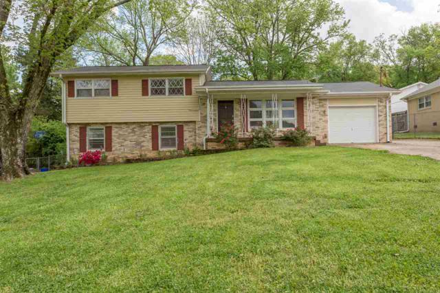 2110 Rodgers Drive, Huntsville, AL 35811 (MLS #1092410) :: Amanda Howard Real Estate™