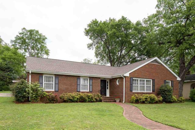 1009 Harrison Avenue, Huntsville, AL 35801 (MLS #1092434) :: Amanda Howard Real Estate™