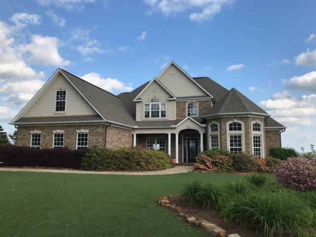 121 Mountain Breeze Court, Rainbow City, AL 35906 (MLS #1092469) :: Amanda Howard Real Estate™