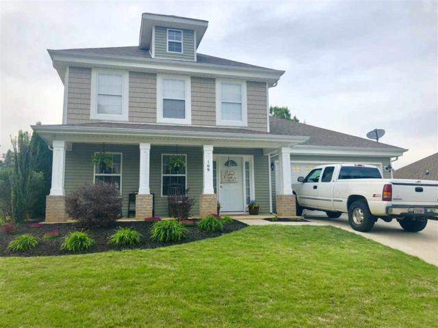 109 Potters Wheel, Madison, AL 35758 (MLS #1092471) :: Amanda Howard Real Estate™