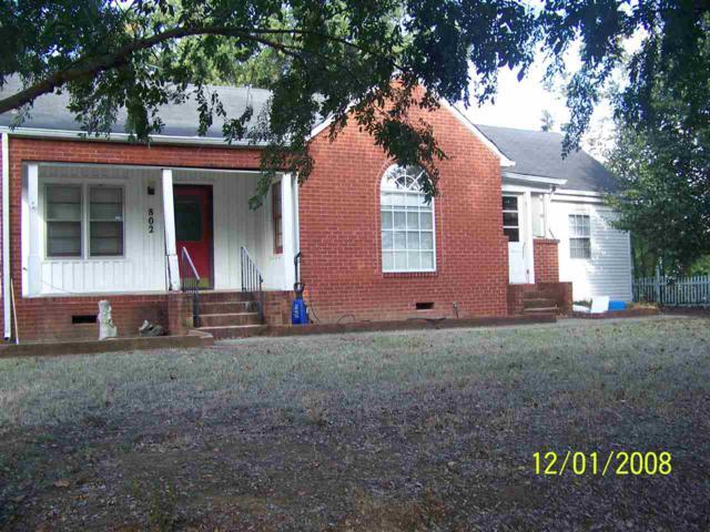 802 S Houston Street, Scottsboro, AL 35768 (MLS #1092537) :: Amanda Howard Sotheby's International Realty
