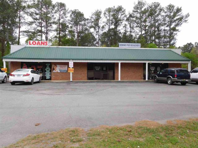 296 West Main Street, Centre, AL 35960 (MLS #1092816) :: RE/MAX Alliance