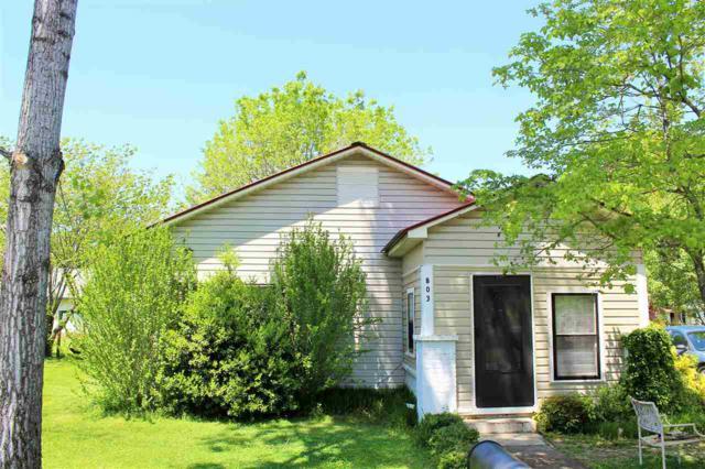 803 Webb Street, Scottsboro, AL 35768 (MLS #1092834) :: Amanda Howard Sotheby's International Realty