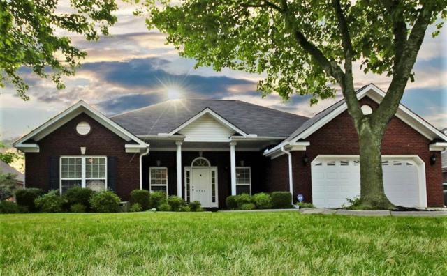 1933 Red Sunset Drive, Decatur, AL 35603 (MLS #1092974) :: RE/MAX Alliance