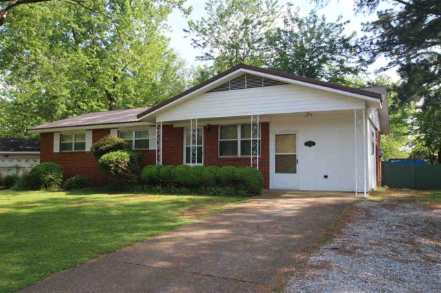 3035 Holiday Drive, Huntsville, AL 35805 (MLS #1093057) :: Capstone Realty