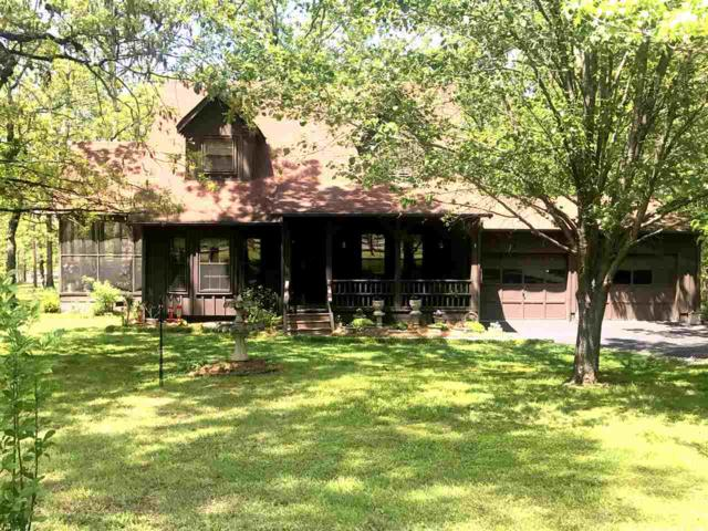 445 County Road 189, Cedar Bluff, AL 35959 (MLS #1093104) :: Eric Cady Real Estate