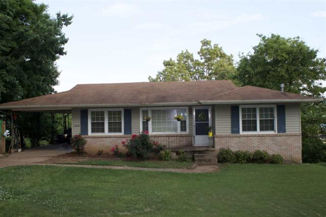 1309 Carlisle Avenue, Guntersville, AL 35976 (MLS #1093237) :: RE/MAX Alliance