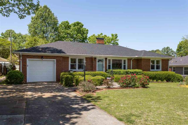 1418 Glenwood Drive, Huntsville, AL 35801 (MLS #1093313) :: RE/MAX Alliance