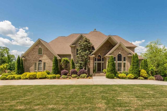 520 Fairfax Drive, Guntersville, AL 35976 (MLS #1093549) :: Amanda Howard Sotheby's International Realty