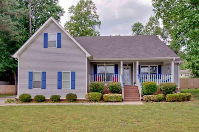 126 Lisa Michele Drive, Huntsville, AL 35811 (MLS #1093590) :: RE/MAX Alliance