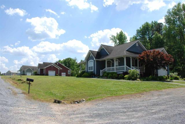 864 Mountain View Drive, Fort Payne, AL 35968 (MLS #1093644) :: RE/MAX Distinctive | Lowrey Team