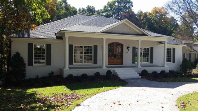 1108 Deborah Drive, Huntsville, AL 35801 (MLS #1093690) :: Capstone Realty