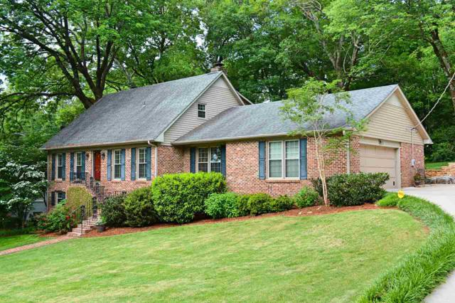 5738 Jones Valley Drive, Huntsville, AL 35802 (MLS #1093757) :: RE/MAX Alliance
