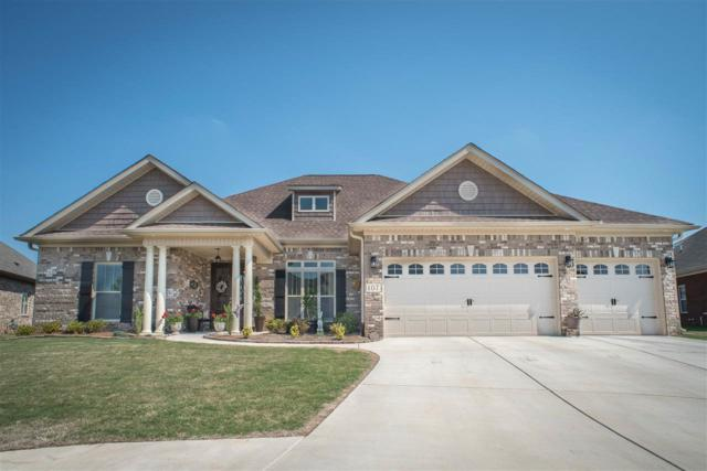 107 Whitby Court, Madison, AL 35758 (MLS #1093818) :: RE/MAX Alliance