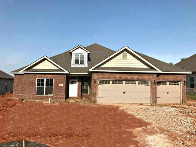 107 Pine Manor Drive, Madison, AL 35756 (MLS #1093861) :: RE/MAX Alliance