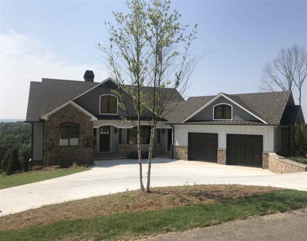 572 Fall Creek Drive, Guntersville, AL 35976 (MLS #1093874) :: RE/MAX Alliance