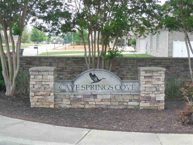 LOT 38 Little Creek Circle, Priceville, AL 35603 (MLS #1094005) :: RE/MAX Alliance