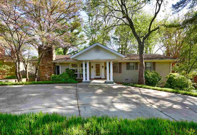 1706 SE Hermitage Avenue, Huntsville, AL 35801 (MLS #1094209) :: Amanda Howard Real Estate™