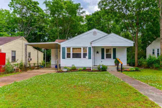 3809 8TH AVENUE, Huntsville, AL 35805 (MLS #1094274) :: Intero Real Estate Services Huntsville