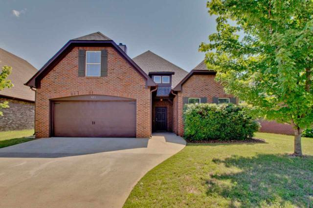 121 SW Morningwalk Lane, Huntsville, AL 35824 (MLS #1094286) :: Capstone Realty