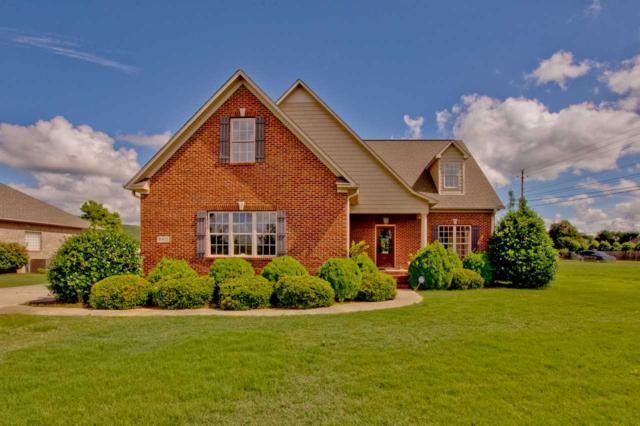 4905 Saddle Ridge Drive, Owens Cross Roads, AL 35763 (MLS #1094420) :: Intero Real Estate Services Huntsville