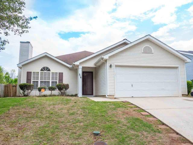 314 Harvestwood Court, Madison, AL 35758 (MLS #1094451) :: RE/MAX Alliance