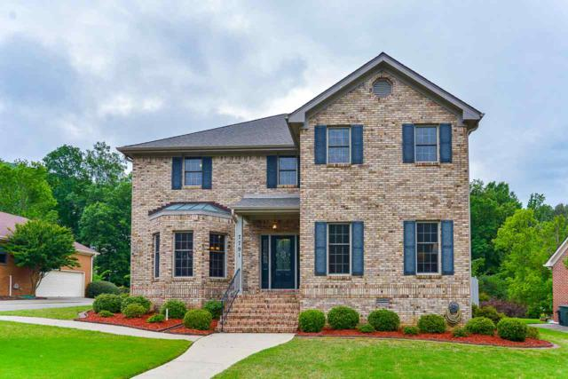 7791 Wildcreek Trail, Huntsville, AL 35802 (MLS #1094461) :: Amanda Howard Sotheby's International Realty