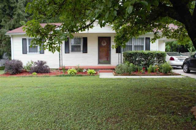2703 NW Washington Street, Huntsville, AL 35811 (MLS #1094815) :: RE/MAX Distinctive | Lowrey Team