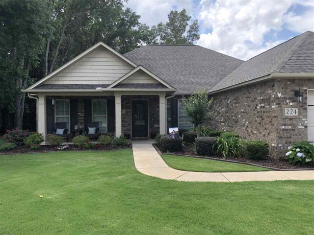 224 Somer Bridge Drive, Huntsville, AL 35811 (MLS #1094823) :: RE/MAX Distinctive | Lowrey Team